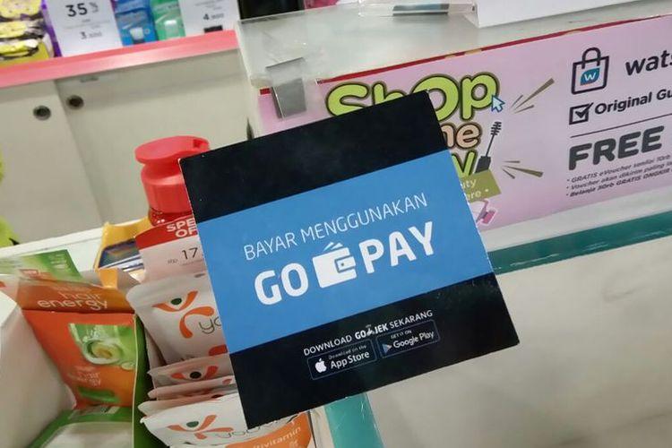 Go Pay Mulai Bisa Digunakan Untuk Belanja Offline