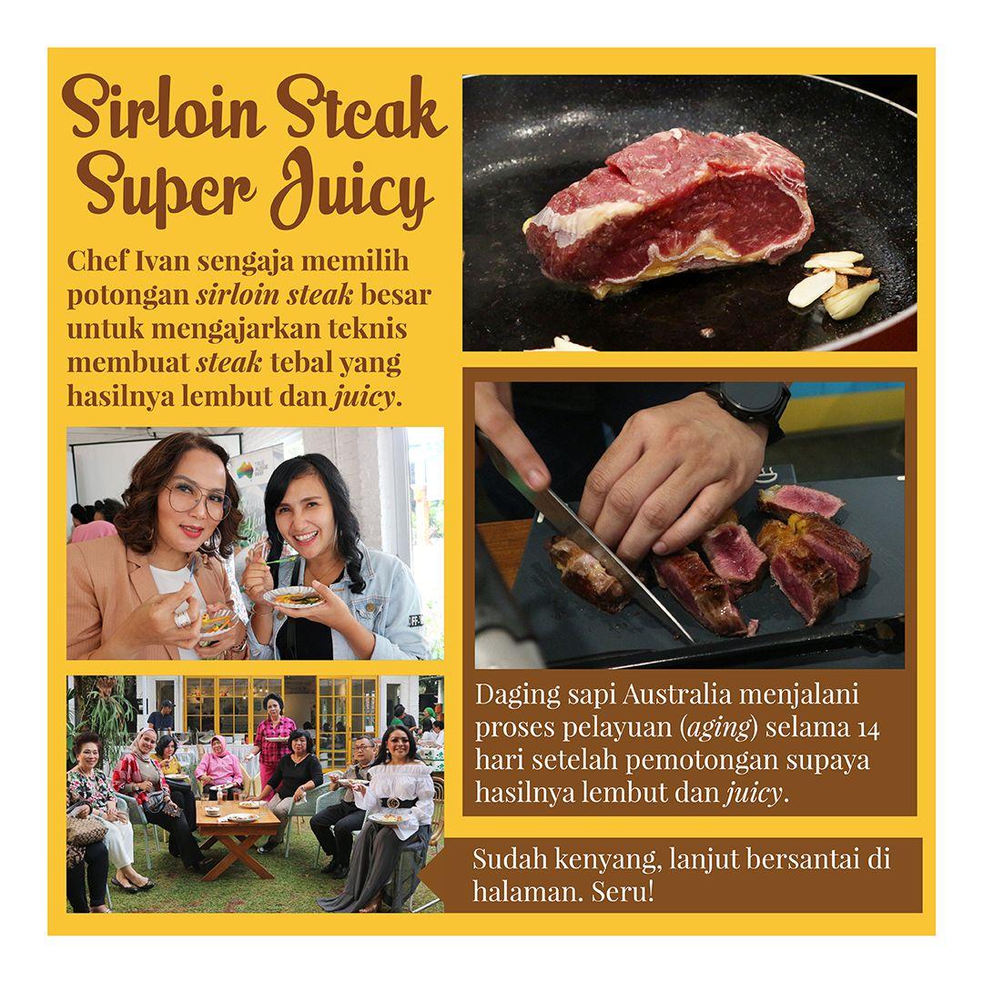 ini dia cara masak daging sapi praktis